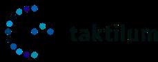 Logo von taktilum